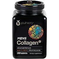 Collagen Advanced Collagène 1 & 3 Pour Hommes 290 Comprimés