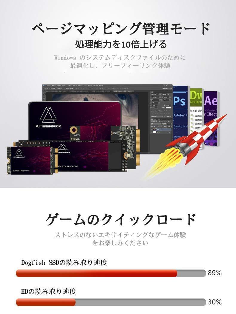 50MM Unidad de Estado s/ólido Interna Unidad de Disco Duro de Alto Rendimiento para computadora port/átil de Escritorio SATA III 6Gb 60GB, MSATA KingShark Msata SSD 60GB mSATA SSD 30 s SSD