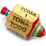 amazon com pirinola toma todo small by la mexicana toys