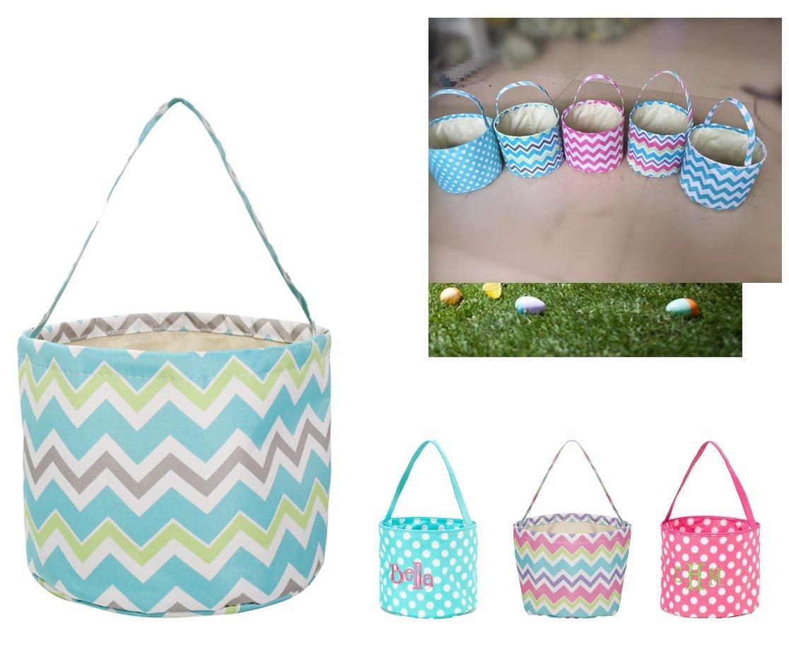 f2d9dcca272 Amazon.com   Easter Basket for Kids Easter Bunny Bag Easter Decorations)    Baby