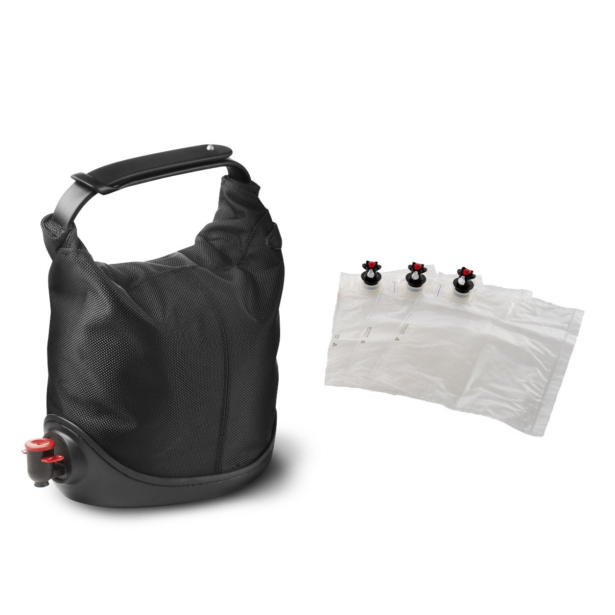 Menu Baggy Winecoat (with 3 Disposable Beverage Bags included)