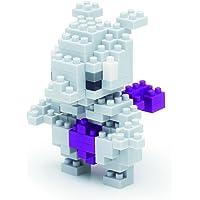 Nanoblock NBPM_006 Pokémon Mewtwo Micro Sized Building Blocks