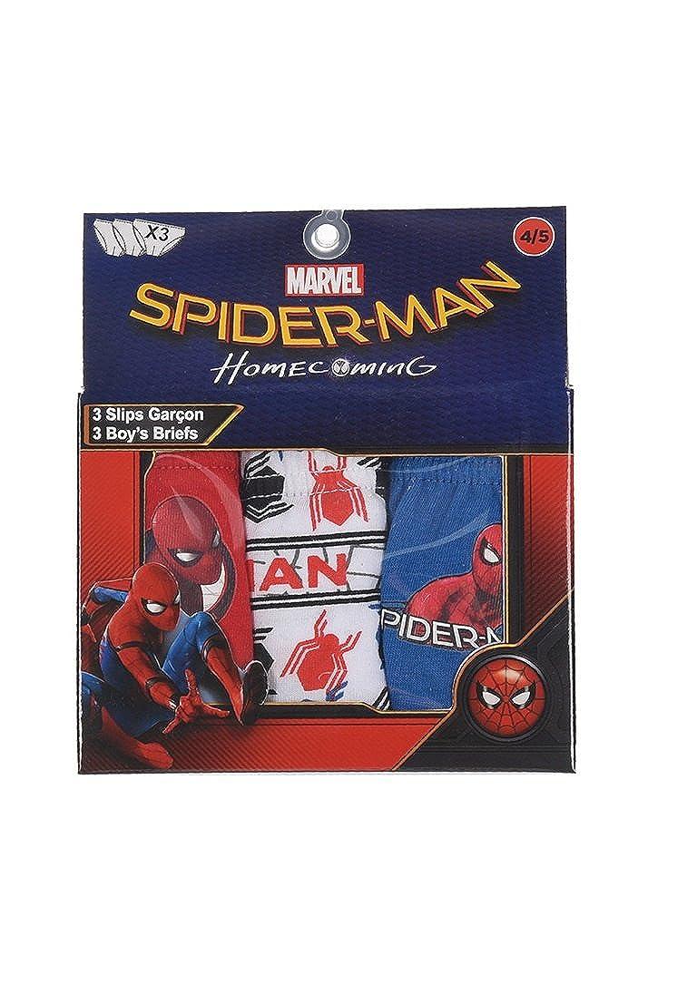 Kinder Paw Patrol Spiderman Unterhose 3 Pack Set