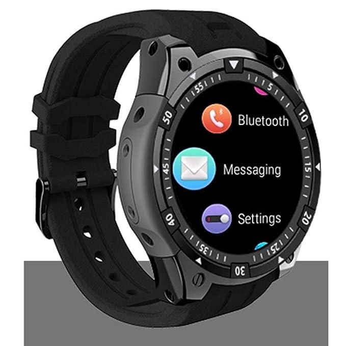 Amazon.com: X100 smart watch Android 5.1 OS Bracelet ...