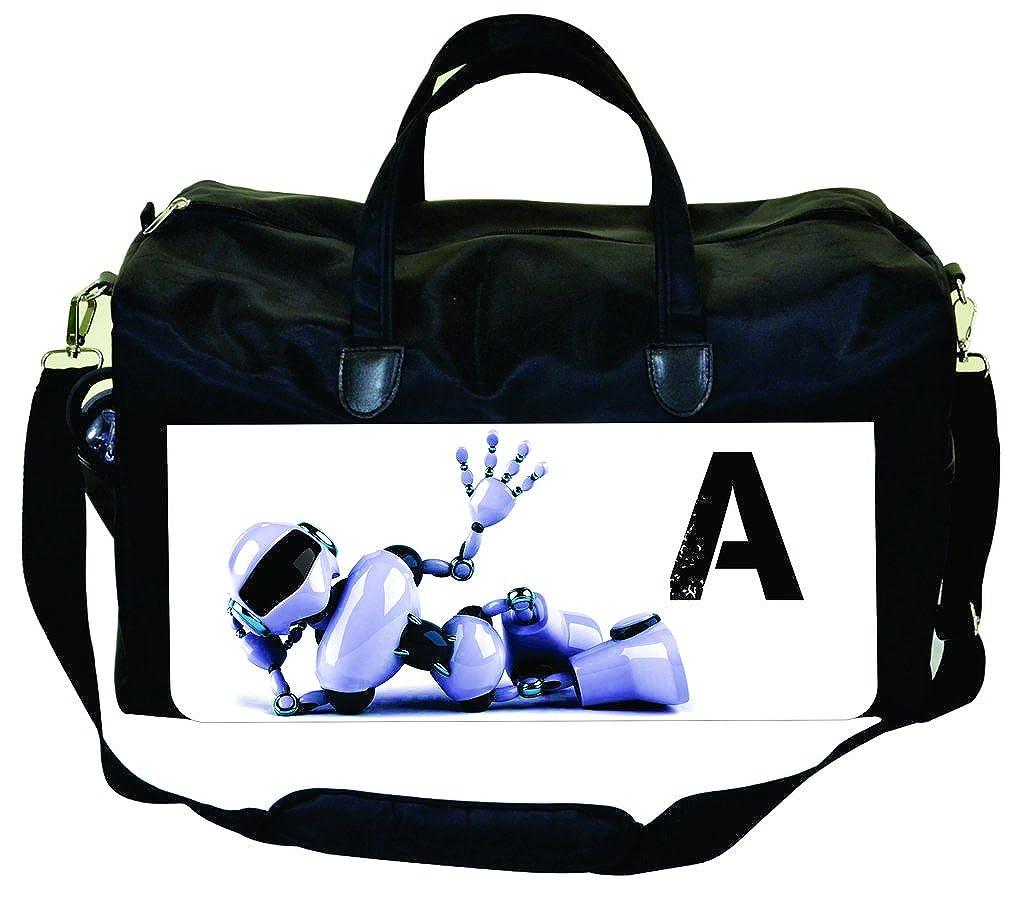 Robot Unisex Personalization Custom Therapist Bag