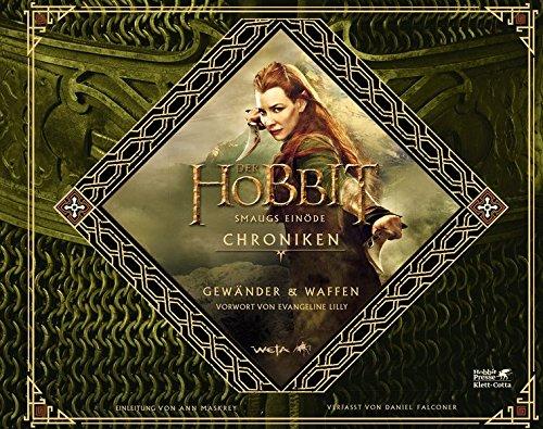 Der Hobbit: Smaugs Einöde - Chroniken IV: Gewänder und Waffen