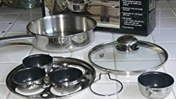 egg poacher pan instructions