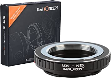 K F Concept Adapter For Sony E Mount Camera Elektronik