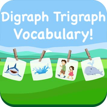 Digraph Trigraph Vocabulary