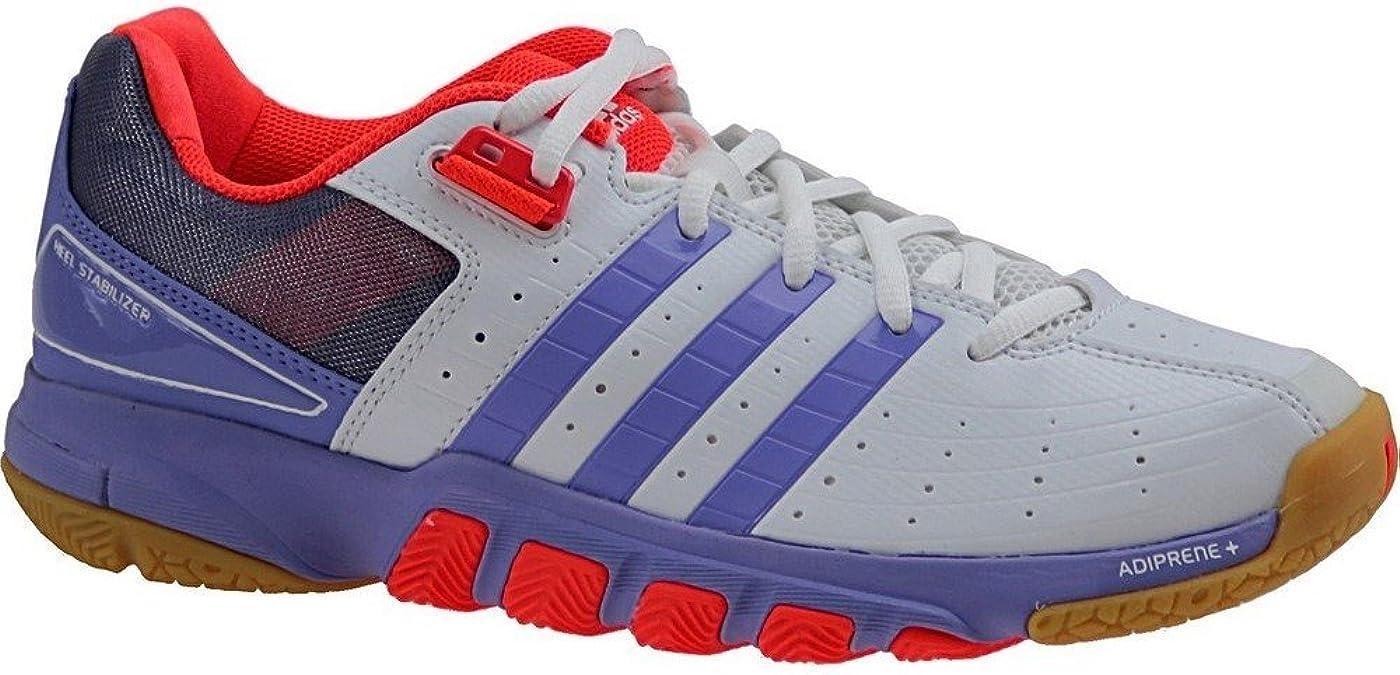 Adidas - Quickforce 7 W - B40175 - Color: Blanco-Violeta ...