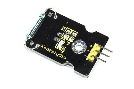 Keyestudio mini reed schalter ks 038 magnetisch arduino raspberry pi