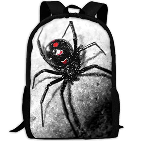 df4b78fe985a Amazon.com : LoveBea Adult Travel Hiking Laptop Backpack Spider ...