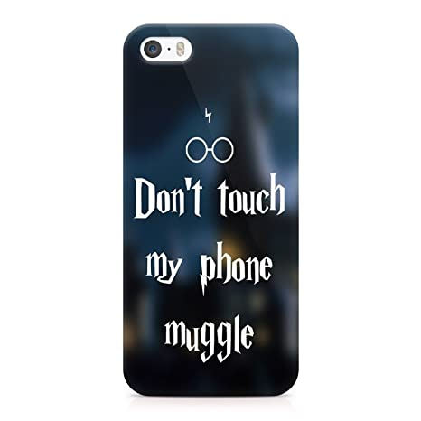 online retailer 5783d 024b4 Loister Harry Potter Don't Touch My Phone Mobile: Amazon.in: Electronics