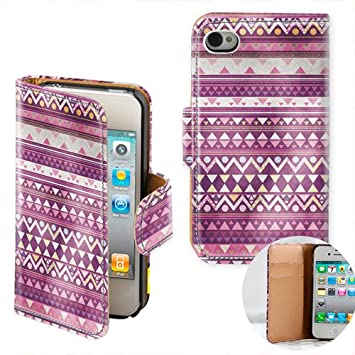 Xtra-Funky Funda Compatible con iPhone 5C, Azteca Tribal ...