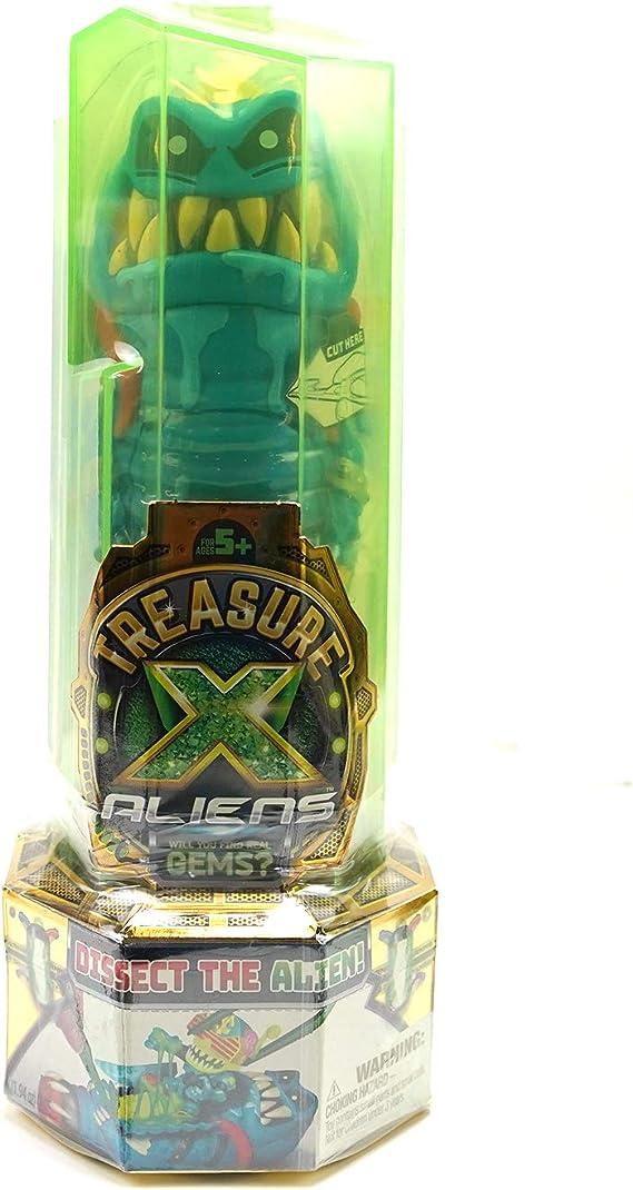 NUOVO Treasure x Serie 2 PAC alieni Singola Figura Pack 41582