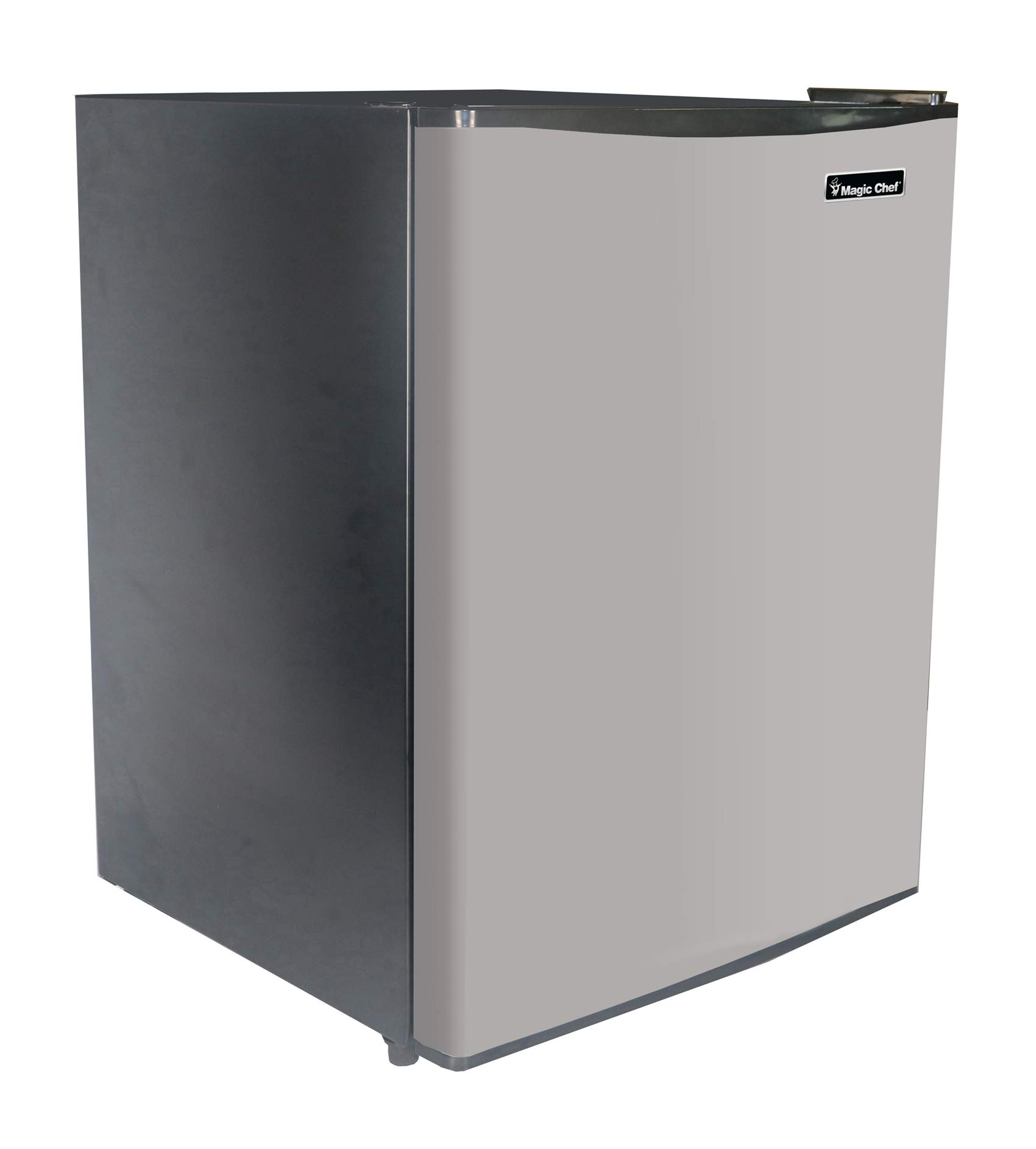 Magic Chef MCAR240SE2 Energy Star Stainless Steel Door 2.4 Cu. Ft. Mini All-Refrigerator by Magic Chef (Image #2)