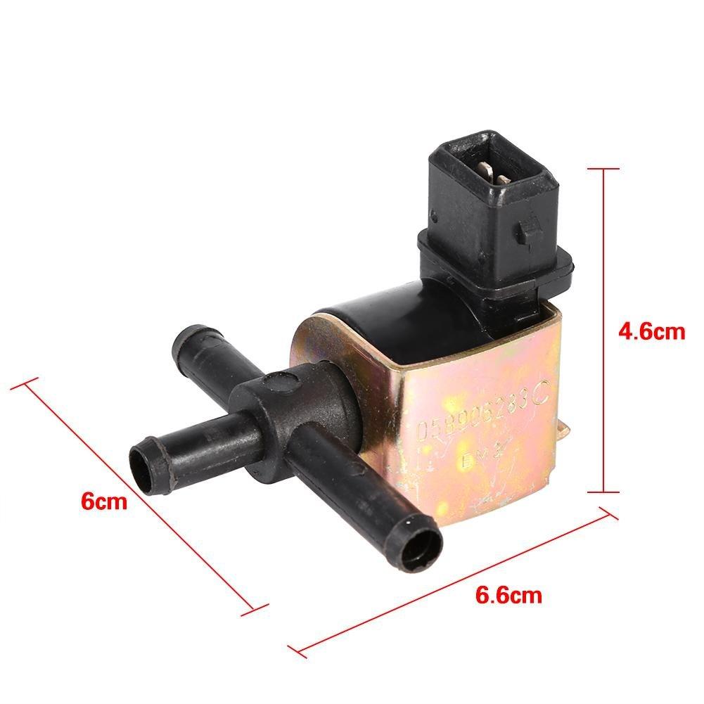 New N75/Boost V/álvula de control electrov/álvula para Boost controlador Turbo wastegate Control de la presi/ón V/álvula solenoide