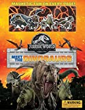 Jurassic World: Fallen Kingdom Magnetic Hardcover: Meet the Dinosaurs