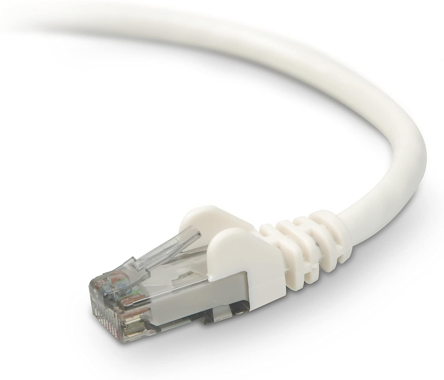 2m Patch Cable CAT6 Snagless UTP White