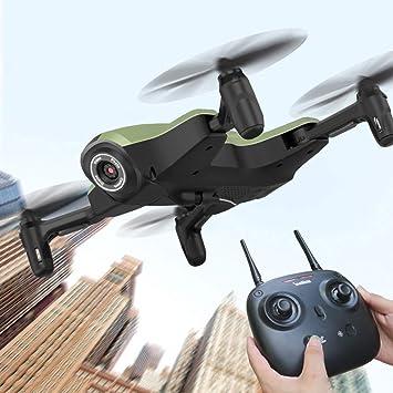ElevenY Mini cámara HD Drone, Traveller Drone principiante con ...