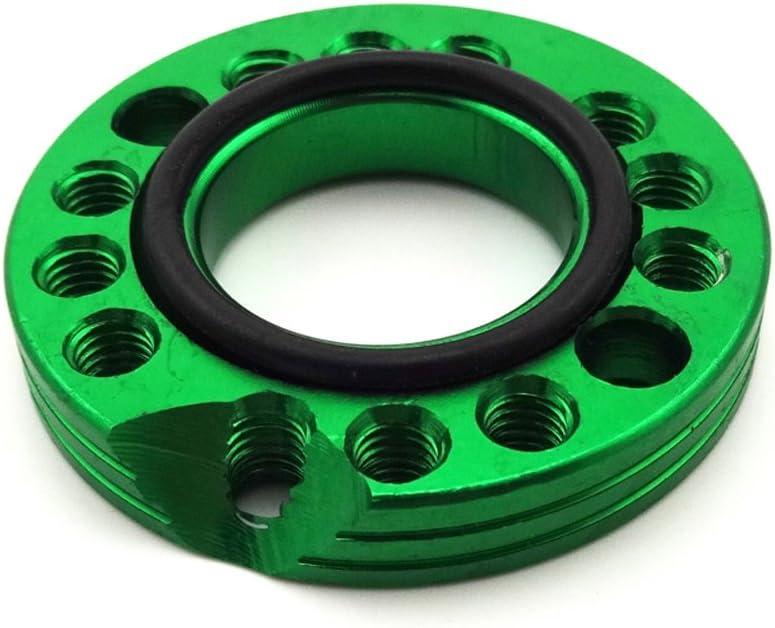 XLJOY Carburetor Manifold Spinner Plate Adaptor For Monkey Dax Dirt Bike ATV Quad