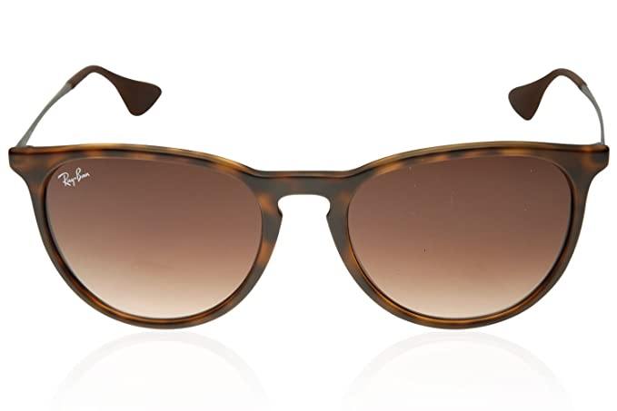 6c005e80572caa Ray-Ban RB4171 865 13 Erika Classic Non-Polarized Sunglasses, Rubber Havanna