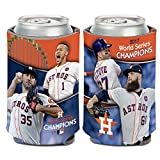 Houston Astros WinCraft 2017 World Series Champions 12oz. Players Can Cooler