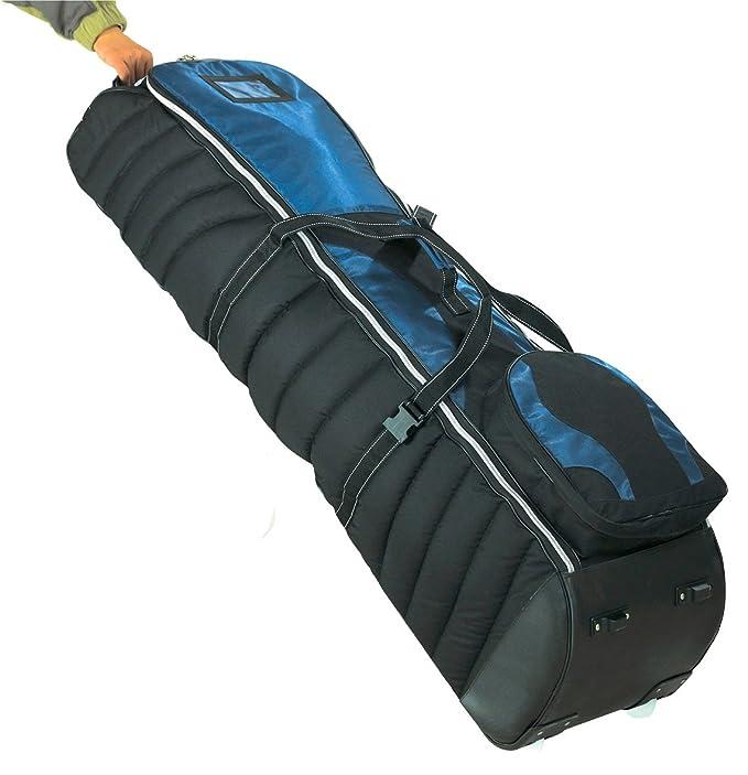 Longridge BATCRDN - Cubierta para bolsa de golf para viaje: Amazon.es: Deportes y aire libre