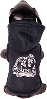 product image for NCAA Old Dominion Monarchs Polar Fleece Hooded Dog Jacket