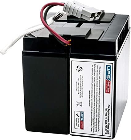 APC Smart-UPS DLA1500 Battery Replacement