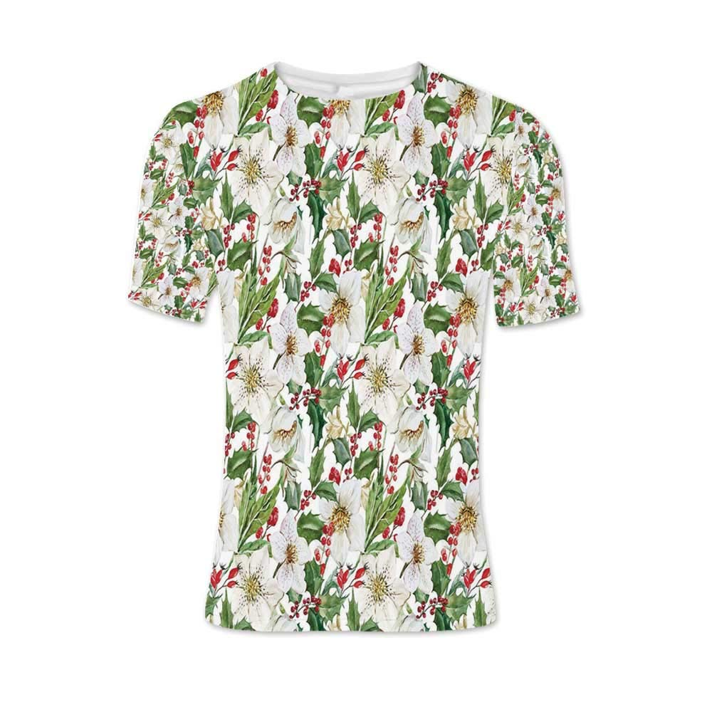 Owls Fashionable T Shirt,for Men,S
