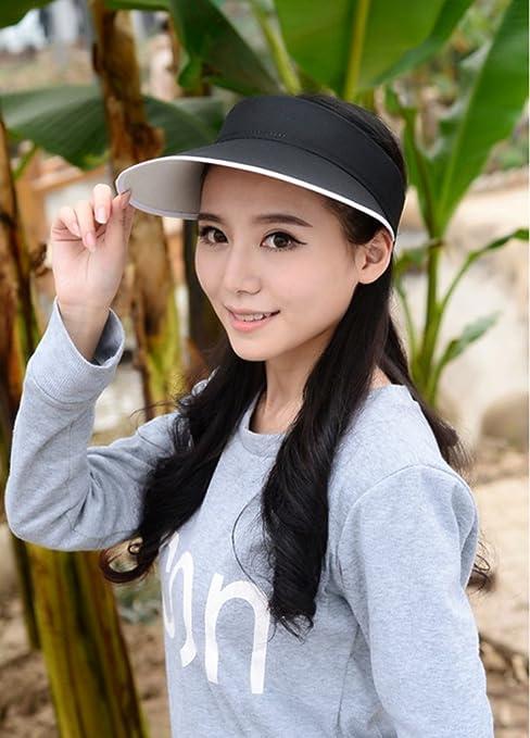 Vale® estilo al por mayor señora Sun Hat visera UV de ala ancha al aire f486f40edd8f