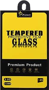 شاشة حماية زجاجية لهاتف ايفون 6 بلس من اي بورتيك، شفاف