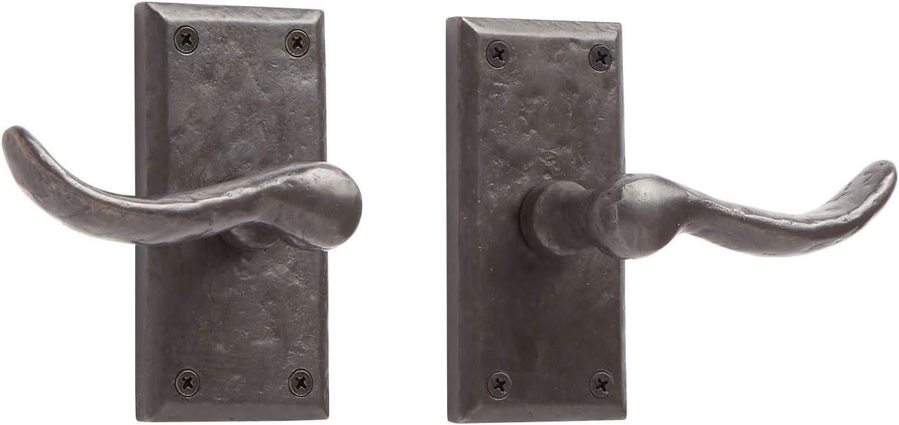Signature Hardware 906113-DU Victorian Dummy Door Knob Set