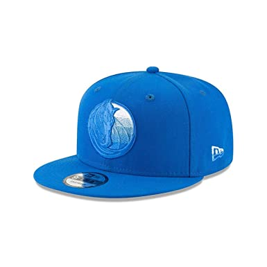 free shipping b5729 2cfc2 Image Unavailable. Image not available for. Color  New Era Dallas Mavericks  Faded Front 9FIFTY Snapback Hat