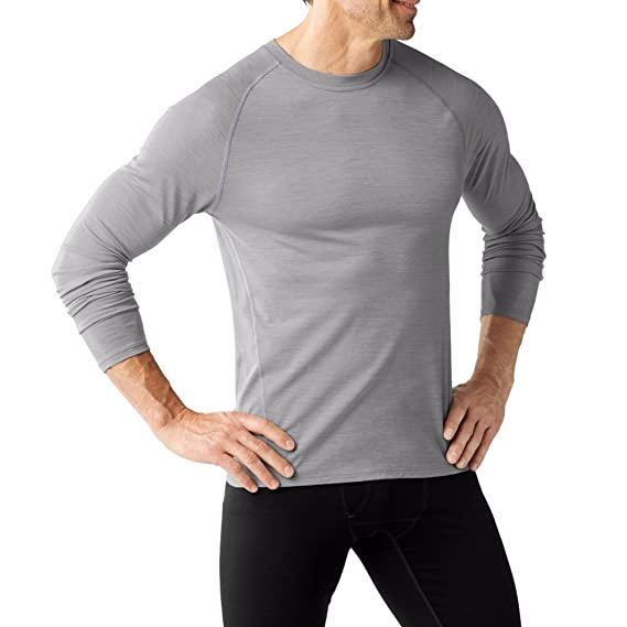 Smartwool Merino 150 Baselayer Pattern Long Sleeve Top - AW17:  Amazon.co.uk: Clothing