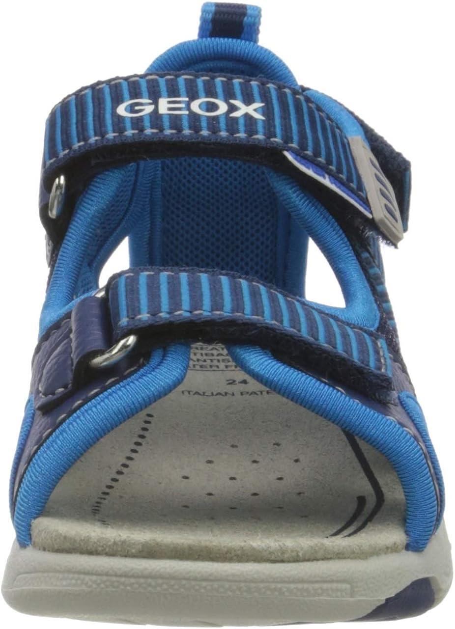 Sandalias de Punta Descubierta para Beb/és Geox B Sandal Multy Boy B