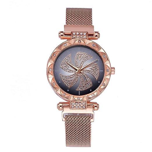 2019 Relojes Pulsera Mujer,Reloj De SeñOras Retro del DiseñO ...