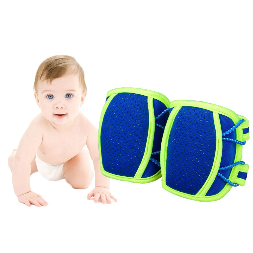 Baby Crawling Knee Pads Anti-Slip Knee Support Toddler Knee Safety Protector