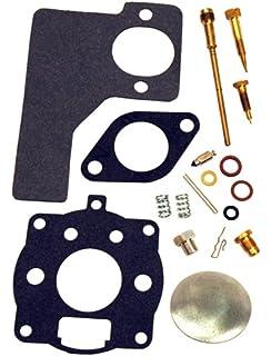 Briggs /& Stratton Carb Rebuild Kit Fits Models AA0101-0001-01 AA0101-0005-01