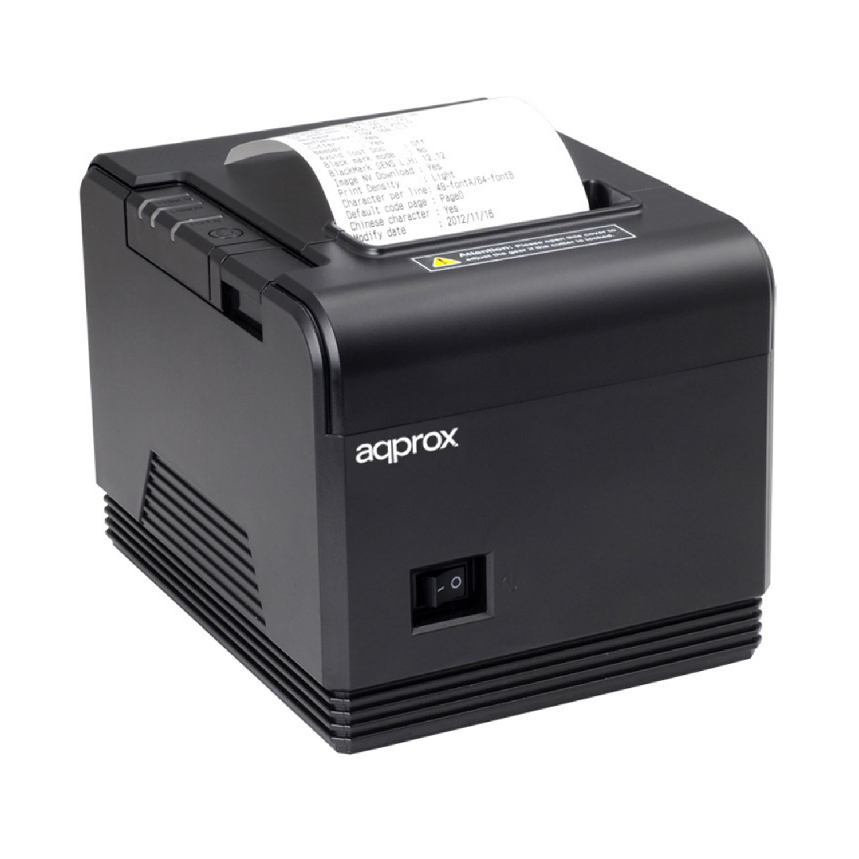 Approx APPPOSAM Impresora de tickets térmica mm s papel mm corte automático