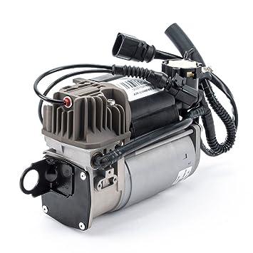 Para Audi Q7, PORSCHE CAYENNE, Touareg, Phateon Bomba de Compresor de Suspensión Neumática 4l0698007: Amazon.es: Coche y moto
