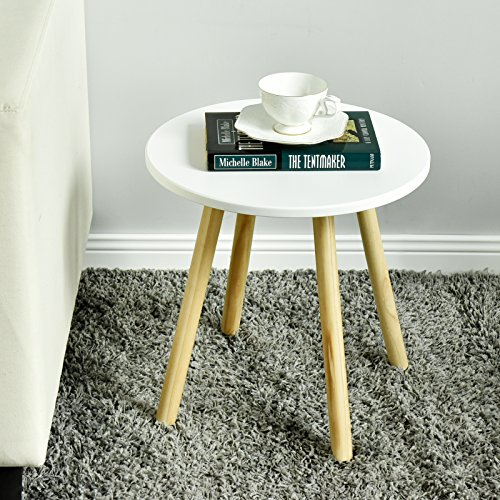 Welland Mid Century Nesting Table Small Coffee Table With