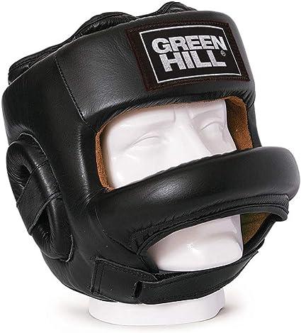 GREEN HILL Casco DE Boxeo Fort PROTECCIÓN Barra Frontal Boxing ...