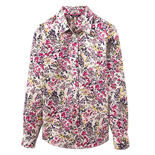 Shirt Scatter Fit Joules Cream Lucie Print Classic YwIH1q
