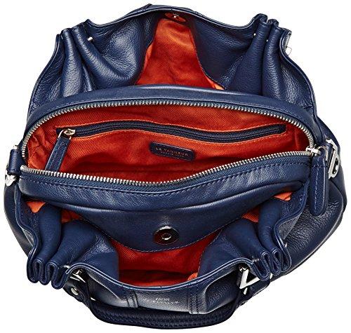 L x THX1002 cm W 15x19x31 Tanneur Bleu H Crépuscule x Alice Le main Sac porté ZqXw7H