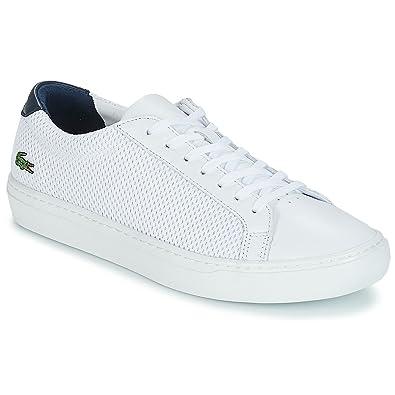 quality design b6e0f e1e6a Lacoste L.12.12 Light-WT 318 3 Sneaker Herren Weiss/Marine ...