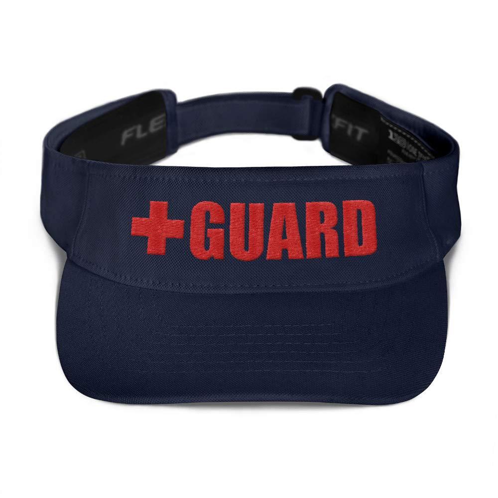 Lifeguard Flex Visor Navy