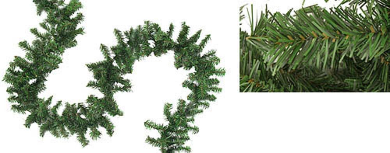 Northlight 6554818 Unlit Canadian Pine Artificial Christmas Garland, 9' x 8''