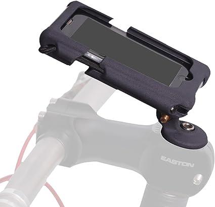 Delta Handlebar Mounted Phone Holder-XL-Black-New